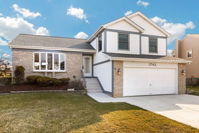 1742 Roosa Lane, Elk Grove Village, IL 60007 - #: 09915538