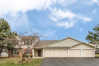415 Woodview Circle UNIT B, Elgin, IL 60120 - MLS#: 09915638