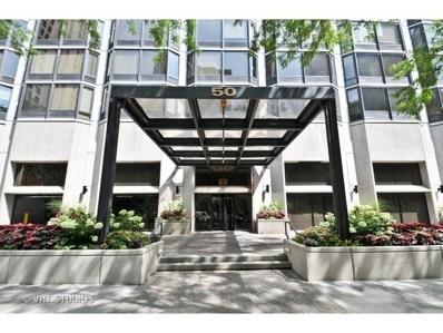 50 E Bellevue Place UNIT 1806, Chicago, IL 60611 - MLS#: 09915649