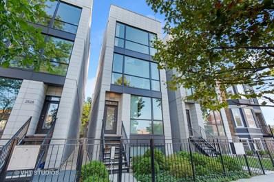 2532 N Linden Place UNIT 2, Chicago, IL 60647 - MLS#: 09915654