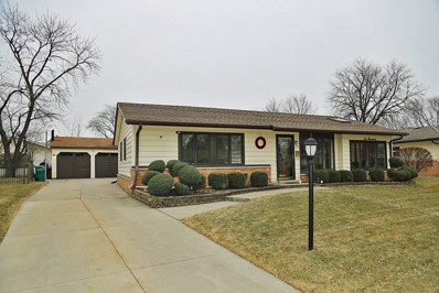 617 Charing Cross Road, Elk Grove Village, IL 60007 - MLS#: 09915707