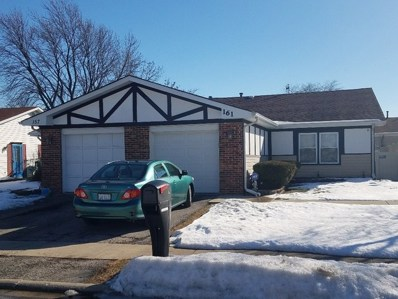 161 Ringneck Drive, Glendale Heights, IL 60139 - MLS#: 09915747