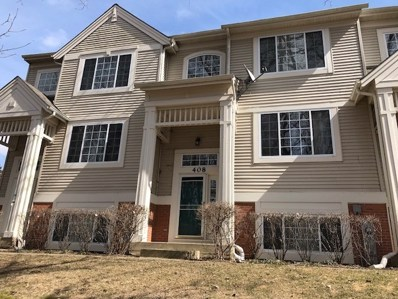 408 Cary Woods Circle UNIT 408, Cary, IL 60013 - MLS#: 09916669