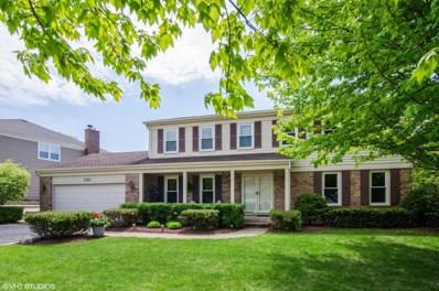 5161 N Tamarack Drive, Hoffman Estates, IL 60010 - #: 09916877