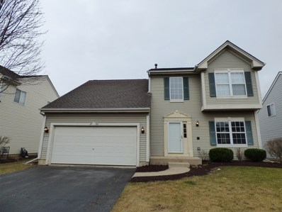 2700 Fairfax Lane, Lake In The Hills, IL 60156 - MLS#: 09917060