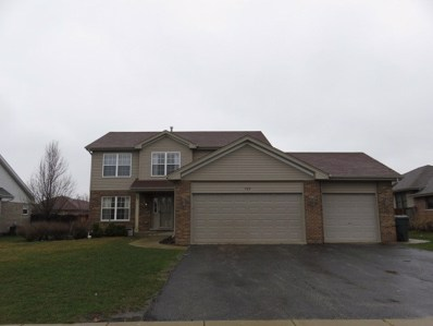 705 TANAGER Lane, New Lenox, IL 60451 - MLS#: 09917067