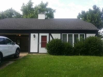 27 Pembrooke Road, Montgomery, IL 60538 - MLS#: 09917154