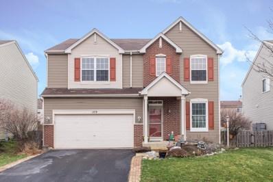 109 E Hummingbird Avenue, Cortland, IL 60112 - MLS#: 09917229