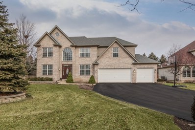 404 Burr Oak Drive, Oswego, IL 60543 - MLS#: 09917359
