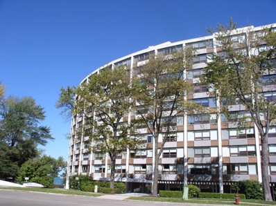 1630 Sheridan Road UNIT 4L, Wilmette, IL 60091 - MLS#: 09917363