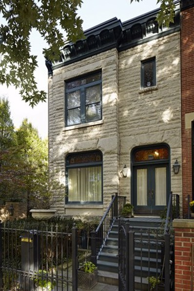 854 W Webster Avenue, Chicago, IL 60614 - MLS#: 09917420