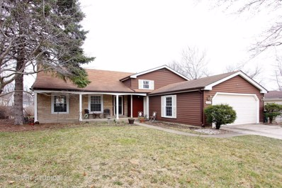 1150 Weeping Willow Lane, Libertyville, IL 60048 - #: 09917489