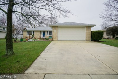 1017 Somerset Acres, New Lenox, IL 60451 - MLS#: 09917596