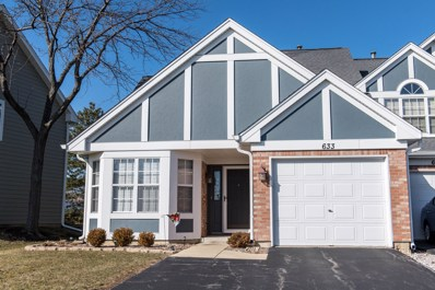 633 Kingsbridge Drive, Carol Stream, IL 60188 - MLS#: 09917646
