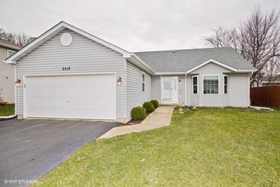 2518 Springside Drive, Crest Hill, IL 60403 - MLS#: 09917752