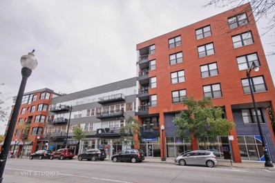 1601 S Halsted Street UNIT 601, Chicago, IL 60608 - MLS#: 09917944