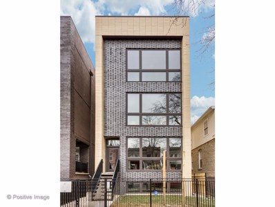 2441 W Haddon Avenue UNIT 3, Chicago, IL 60622 - MLS#: 09917975