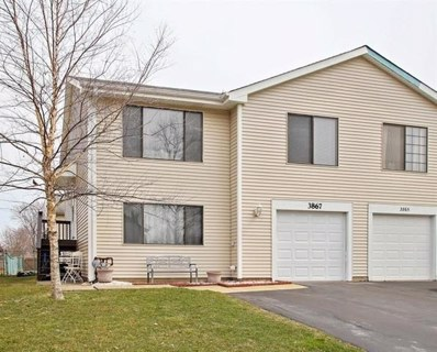 3867 Springlake Drive, Hanover Park, IL 60133 - MLS#: 09917979