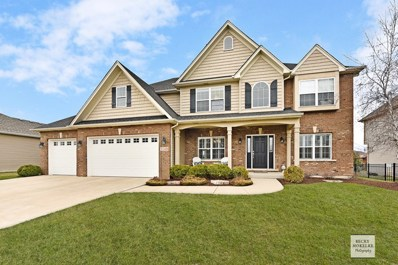1149 Clearwater Drive, Yorkville, IL 60560 - MLS#: 09918356