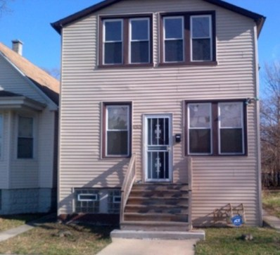 12323 S Wallace Street, Chicago, IL 60628 - MLS#: 09918581