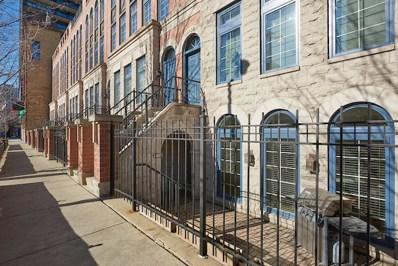 352 W Huron Street UNIT A, Chicago, IL 60654 - MLS#: 09918649