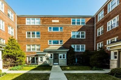 2916 W Berwyn Avenue UNIT 2, Chicago, IL 60625 - MLS#: 09918795