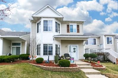 346 Magnolia Court UNIT 37-3, Bolingbrook, IL 60440 - MLS#: 09919052