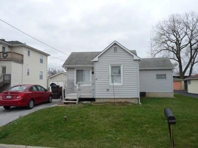 16205 Oak Avenue, Oak Forest, IL 60452 - MLS#: 09919214
