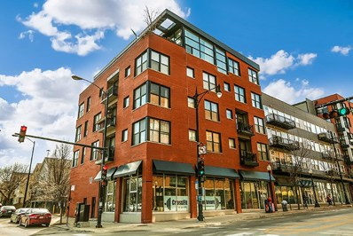 1601 S Halsted Street UNIT 307, Chicago, IL 60608 - #: 09919234
