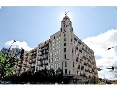 758 N Larrabee Street UNIT 808, Chicago, IL 60654 - MLS#: 09919279