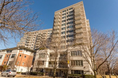 1515 S Prairie Avenue UNIT 1216, Chicago, IL 60605 - MLS#: 09919389