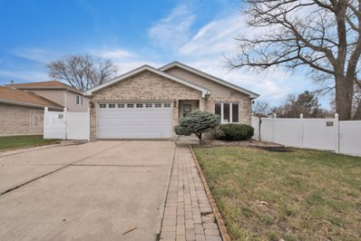 8414 S 82nd Court, Hickory Hills, IL 60457 - MLS#: 09919407