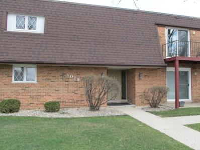 1019 SHAGBARK Road UNIT 1F, New Lenox, IL 60451 - MLS#: 09919416