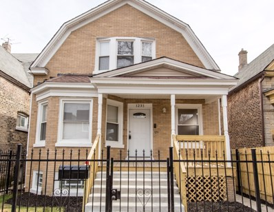 1231 N Harding Avenue, Chicago, IL 60651 - MLS#: 09919476