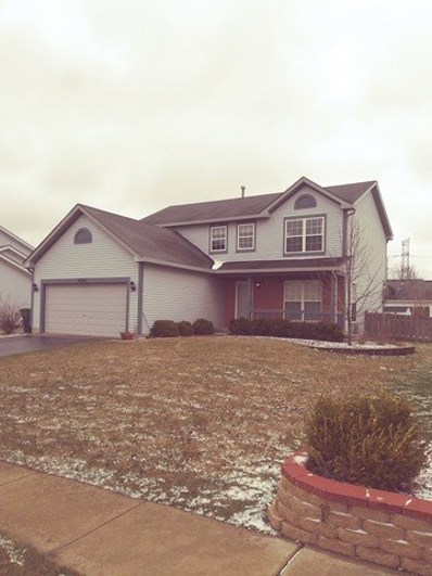 2606 River Bend Lane, Plainfield, IL 60586 - MLS#: 09919611