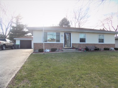 1816 Mulberry Drive, Montgomery, IL 60538 - MLS#: 09919707
