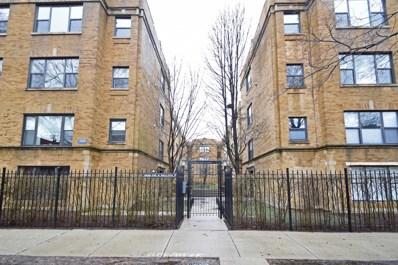 5926 N Paulina Street UNIT G, Chicago, IL 60660 - MLS#: 09919942