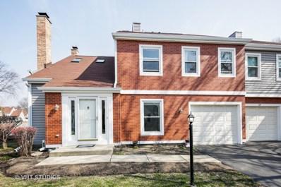 67 S Stonington Drive, Palatine, IL 60074 - MLS#: 09919991