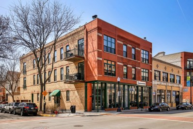 2360 N JANSSEN Avenue UNIT 2B, Chicago, IL 60614 - MLS#: 09920042