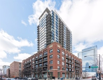 210 S Des Plaines Street UNIT 611, Chicago, IL 60661 - MLS#: 09920866