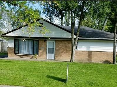 129 Shabbona Drive, Park Forest, IL 60466 - MLS#: 09920884