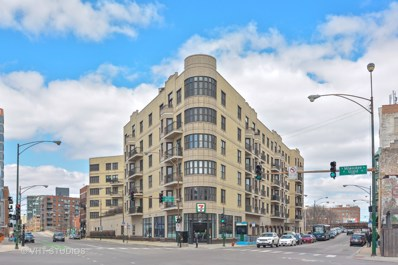 520 N Halsted Street UNIT 312, Chicago, IL 60642 - MLS#: 09920886