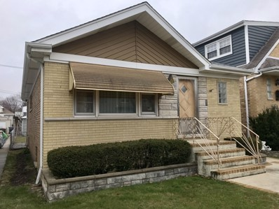3829 N Odell Avenue, Chicago, IL 60634 - MLS#: 09921102