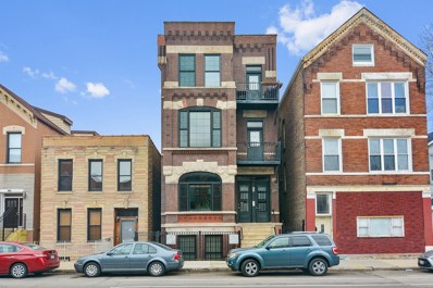 1421 W Augusta Boulevard UNIT 2F, Chicago, IL 60642 - MLS#: 09921120