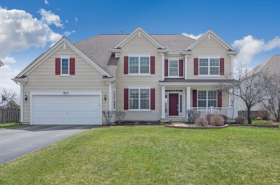 712 Mayfield Court, Naperville, IL 60565 - MLS#: 09921400