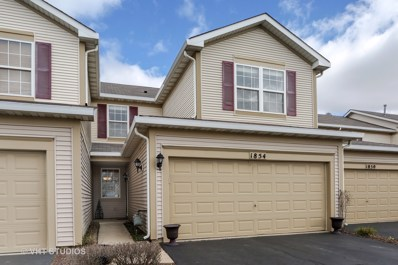 1854 N Wentworth Circle, Romeoville, IL 60446 - MLS#: 09921559