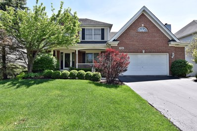 536 Meadowview Drive, West Chicago, IL 60185 - #: 09921740