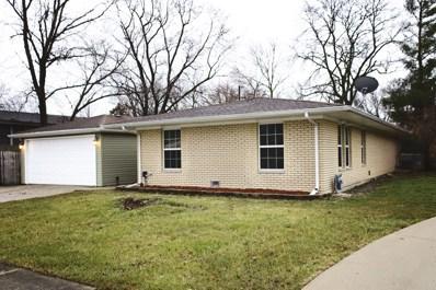 5465 Adeline Place, Oak Forest, IL 60452 - MLS#: 09921875