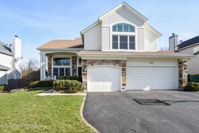 552 Fairfax Lane, Grayslake, IL 60030 - MLS#: 09921931