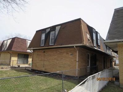 11553 S Racine Avenue, Chicago, IL 60643 - MLS#: 09922010